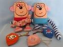 Obrázek pro výrobce Veselé opičky - motivační hračka